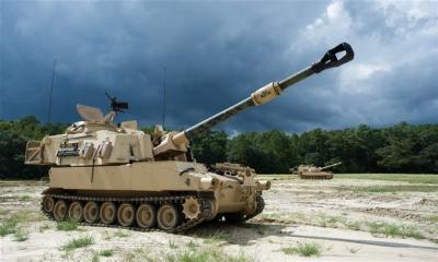 Το ΥΠΕΞ των ΗΠΑ ενέκρινε την πώληση 40 συστημάτων πυροβολικού M109A6 στην Ταϊβάν