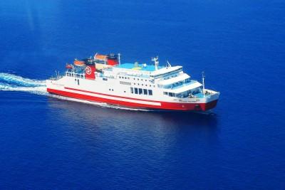 Συναγερμός στο πλοίο «Διονύσιος Σολωμός» - Εντοπίστηκαν 3 θετικά κρούσματα και επιστρέφει στον Πειραιά