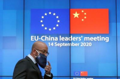 Βloomberg: Γιατί είναι μέγα λάθος η επενδυτική συμφωνία Ευρωπαϊκής Ένωσης - Κίνας