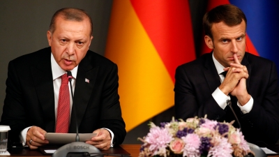 Διαπραγμάτευση κατευνασμού Erdogan με Macron - Από την ανταλλαγή ύβρεων στην... τηλεδιάσκεψη (2/3)