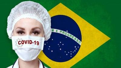 Αντιμέτωπη με γ' κύμα πανδημίας η Βραζιλία - Ξεπέρασαν τους 500.000 οι θάνατοι, διαδηλώσεις κατά του Bolsonaro