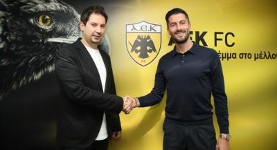Επίσημο του Γιαννίκη στην ΑΕΚ!