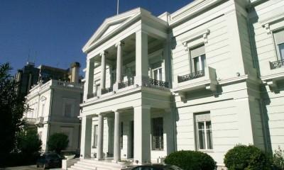Το ΥΠΕΞ καταδικάζει τη βεβήλωση του Μνημείου Ολοκαυτώματος στη Θεσσαλονίκη