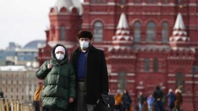 Ρωσία - Κορωνοϊός: Αύξηση των κρουσμάτων το τελευταίο 24ωρο, με 27.250 νέες μολύνσεις και 549 θανάτους