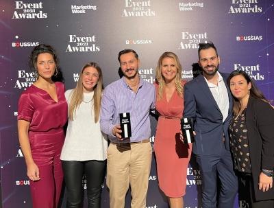 Διακρίσεις για τον ΟΠΑΠ στα Event Awards 2021 - Βραβεύτηκε για τις δημιουργικές εκδηλώσεις στο δίκτυο καταστημάτων του