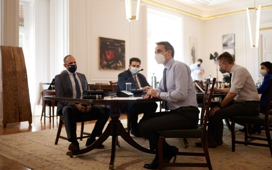 Προς ανασχηματισμό της κυβέρνησης Μητσοτάκη τον Σεπτέμβριο - Restart πριν τη ΔΕΘ