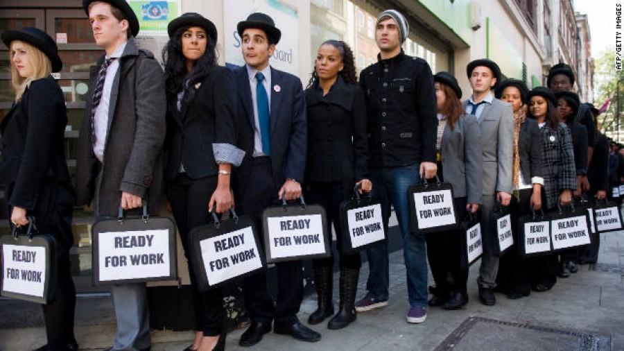 Βρετανία: Πρόγραμμα 4,5 δισ. ευρώ για να επιστρέψουν στην απασχόληση οι μακροχρόνια άνεργοι