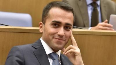 Ιταλία: Θα σεβαστεί το όριο της ΕΕ για έλλειμμα κάτω του 3% το Κίνημα των Πέντε Αστέρων