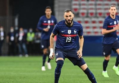 Γαλλία: Δέχθηκε γκολ με τον Καρίμ Μπενζεμά στην βασική ενδεκάδα μετά από έξι χρόνια!