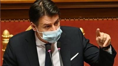 Conte: Απαράδεκτες οι καθυστερήσεις στα εμβόλια, προσφυγή στη Δικαιοσύνη