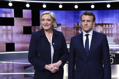 Υπό πίεση ο Macron λόγω πανδημίας και τρομοκρατίας – Εκλογική μάχη με Le Pen το 2022