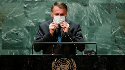 Βραζιλία: Σε καραντίνα ο πρόεδρος Bolsonaro και όλη η αντιπροσωπεία που βρέθηκε στον ΟΗΕ
