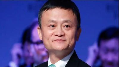 Επανεμφάνιση ύστερα από έναν χρόνο του Jack Ma (Alibaba) στο Χονγκ Κονγκ