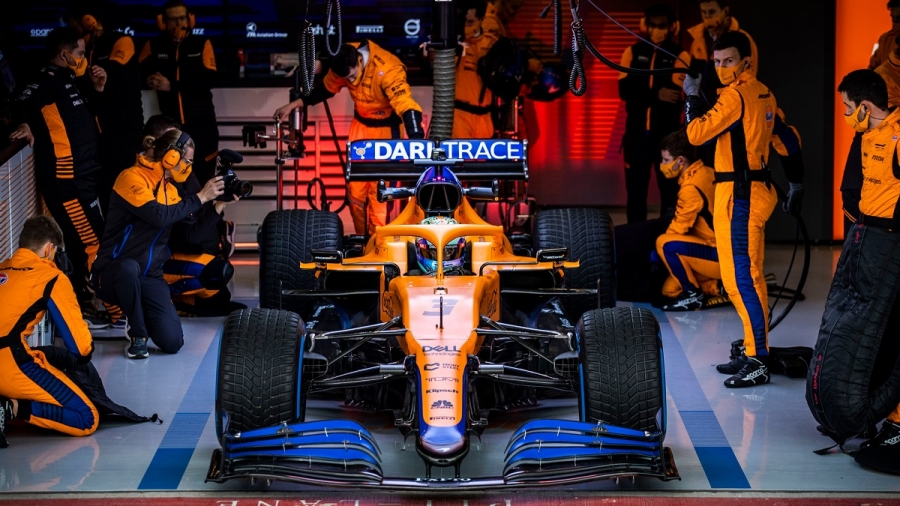 Formula 1: «Πακτωλός» χρημάτων στα ταμεία της McLaren από τα Ηνωμένα Αραβικά Εμιράτα