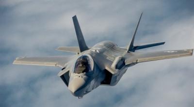 Το Πεντάγωνο ανακοίνωσε τις τιμές των αεριωθούμενων F-35
