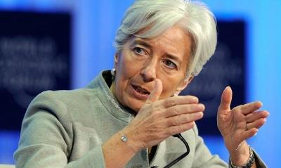 Lagarde (ΔΝΤ): Ο ήλιος λάμπει στην παγκόσμια οικονομία... αλλά στον ορίζοντα εμφανίζονται σύννεφα