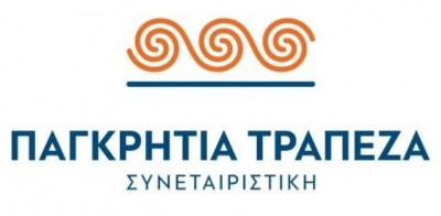 Παγκρήτια Τράπεζα: Στήριξη στις ΜμΕ με δάνεια 29,53 εκατ. ευρώ, λόγω Covid -19
