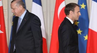 Η Γαλλία επιθυμεί συνομιλίες εντός του ΝΑΤΟ για τον επιθετικό και απαράδεκτο ρόλο της Τουρκίας στη Λιβύη
