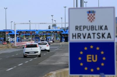Κομισιόν: Έτοιμη για τη ζώνη Σένγκεν η Κροατία