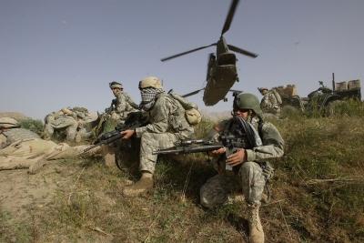 Αφγανιστάν: Για την κυβέρνηση των ΗΠΑ «όλες» οι επιλογές παραμένουν στο τραπέζι