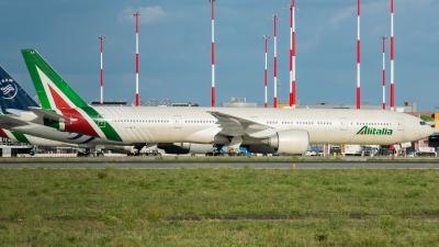 Alitalia: Η τελευταία προσγείωση μετά από 75 χρόνια (videο) -  «Arrivederci» από τον κρατικό αερομεταφορέα της Ιταλίας