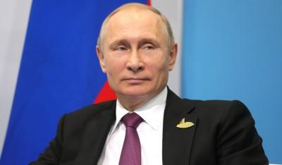 Putin: Προτείνει συνεργασία με ΗΠΑ σε θέματα κυβερνοασφάλειας και μη επέμβαση στις εκλογές