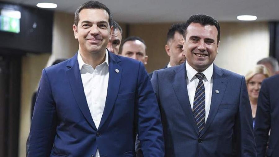 Zaev σε Τσίπρα: Δεσμεύτηκε ο Μητσοτάκης για την ψήφιση των μνημονίων της Συμφωνίας των Πρεσπών