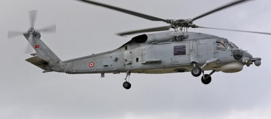 Tουρκικά ελικόπτερα παραβίασαν τον εναέριο χώρο της Κυπριακής Δημοκρατίας