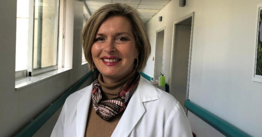 Γκάγκα: Χωρίς κάμψη το πρόβλημα στα νοσοκομεία - Η διασωλήνωση γίνεται όταν υπάρχει ένα οξύ πρόβλημα