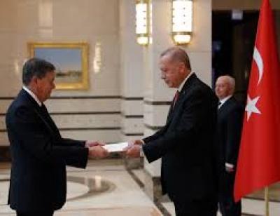 Αμερικανός πρέσβης προς Erdogan: Εάν η Τουρκία δεν επιστρέψει τους S-400, θα της επιβληθούν σκληρές κυρώσεις