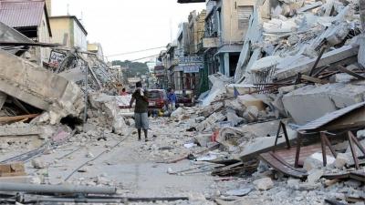 Σεισμός 7,2 Ρίχτερ στην Αϊτή: Στους 2.248 οι νεκροί, 329 αγνοούμενοι