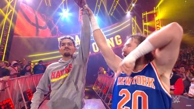 Τρέι Γιανγκ: Επιτέθηκε στο Ρέι Μιστίριο του WWE!