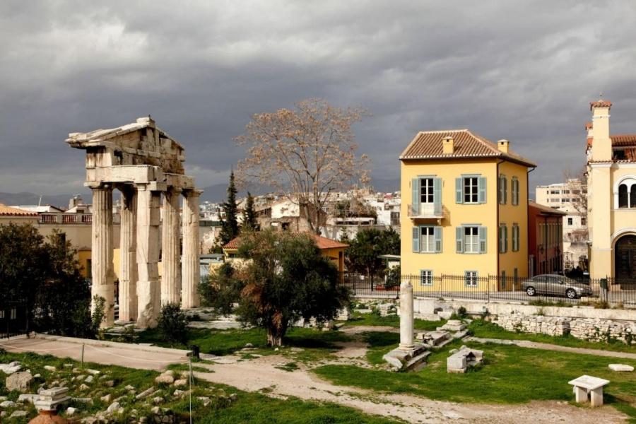 «Φωτιά» έχουν πάρει τα ενοίκια στο κέντρο της Αθήνας - Ο ρόλος της Airbnb