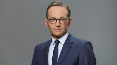 Maas (Γερμανός υπουργός Εξωτερικών) για Συμφωνία Brexit: Ικανοποίηση αλλά θα πρέπει να συμφωνήσουν και οι «27»