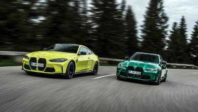 Νέες BMW M3 & M4: Με περισσότερη δύναμη και τετρακίνηση – Manual κιβώτιο και πίσω κίνηση για τις βασικές!