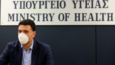 Κικίλιας - Γαργαλιάνος: Κρίσιμοι οι επόμενοι τρεις μήνες - Βρισκόμαστε σε κρίσιμη καμπή της πανδημίας