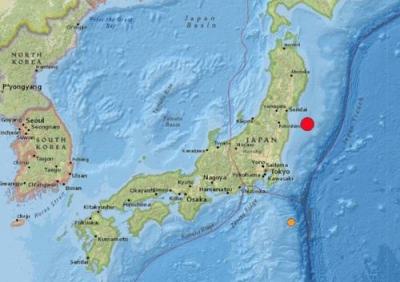 Ιαπωνία: 24 τραυματίες και διακοπές ρεύματος από τον ισχυρό σεισμό των 7,3 Ρίχτερ