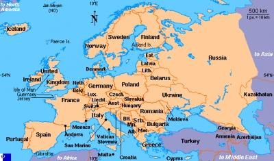 Πώς η Ευρώπη ενώνει ΕΕ, Ευρωζώνη, ΝΑΤΟ, Shengen - Το «σταυροδρόμι» 4 διαφορετικών οργανισμών