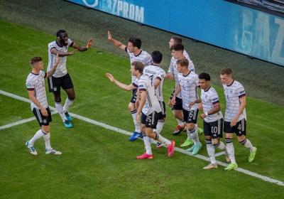 EURO 2020: Το Tiki Taka των Γερμανών που ξεπέρασε τους Άγγλους!
