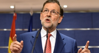 Rajoy: Ρυθμός ανάπτυξης 3% στην Ισπανία το 2018, εάν επιστρέψει η κανονικότητα στην Καταλονία