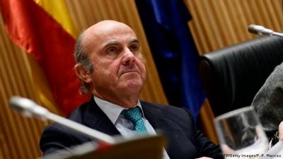 Luis de Guindos (ΕΚΤ): Στο 3,5% θα κορυφωθεί ο πληθωρισμός στο γ' τρίμηνο 2021