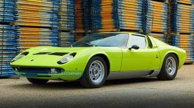 Ένα εκατομμύριο για μία Lamborghini Miura P400 S!