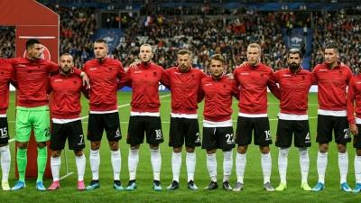Αλβανία - Σαν Μαρίνο 3-0: «Καθαρίζουν» μέσα σε τρία λεπτά το ματς οι γηπεδούχοι (video)
