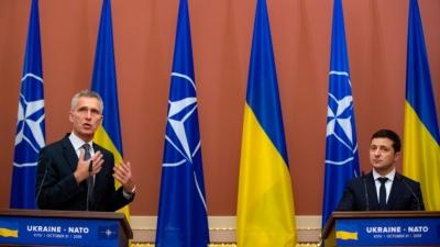 Ανησυχία Stoltenberg (ΝΑΤΟ) για τις στρατιωτικές δραστηριότητες της Ρωσίας στην Ουκρανία
