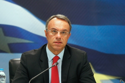 Σταϊκούρας - Donohoe: Ανακάμπτει η ελληνική οικονομία, αξιοσημείωτη η αντοχή της