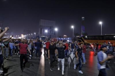 Αίγυπτος: Δυνάμεις ασφαλείας στην πλατεία Ταχρίρ, μετά τις διαδηλώσεις κατά του Sisi