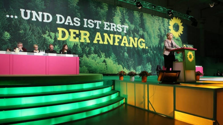 Γερμανία - εκπρόσωπος των Πρασίνων: Η προστασία του κλίματος δεν θα είναι εύκολη με κανέναν εταίρο συνασπισμού