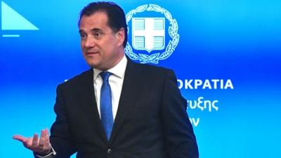 Νέο πανικό προκάλεσε ο Γεωργιάδης - «Συγχώνευση ή λουκέτο» το δίλημμα για τις μικρομεσαίες επιχειρήσεις