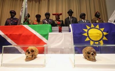 Αναγνωρίζει γενοκτονία στη Ναμίμπια η Γερμανία – Υπόσχεται βοήθεια 1 δις ευρώ