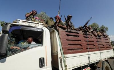 Αιθιοπία: Η G7 ζητεί την απομάκρυνση των στρατευμάτων της Ερυθραίας από την επαρχία Τιγκράι